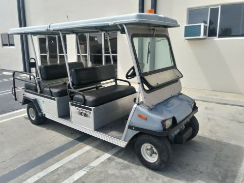 very nice 2008 Club Car Transporter golf cart for sale