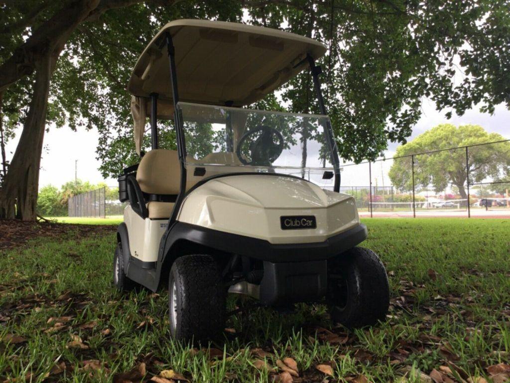 very nice 2019 Club Car Tempo Precedent Golf Cart