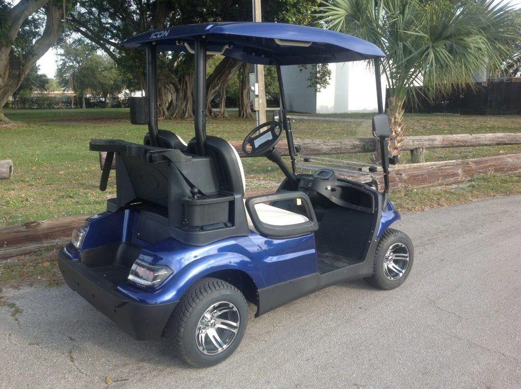 very nice 2019 ICON I20 Golf Cart