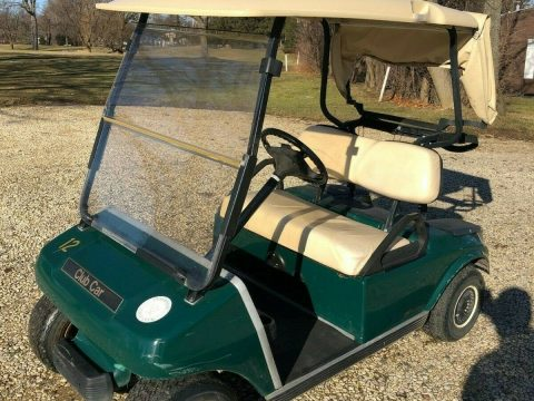 Well maintained 2008 Club Car golf cart for sale