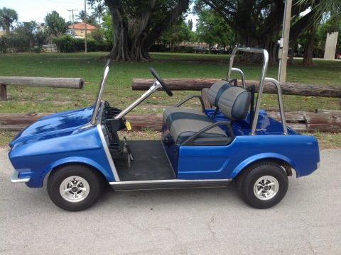 custom 2010 Club Car golf cart for sale
