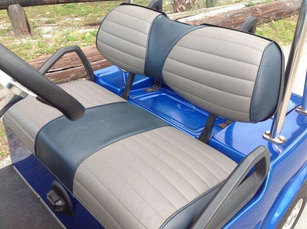 custom 2010 Club Car golf cart