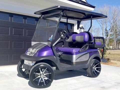 excellent shape 2010 Club Car Precedent golf cart for sale