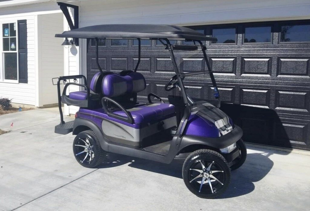excellent shape 2010 Club Car Precedent golf cart