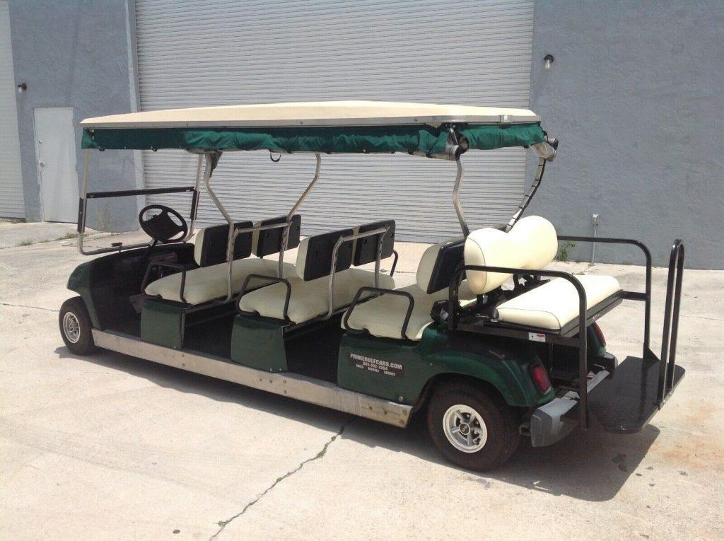 great shape 2008 Yamaha G22 golf cart