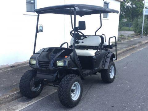 longer range 2008 Star EV golf cart for sale