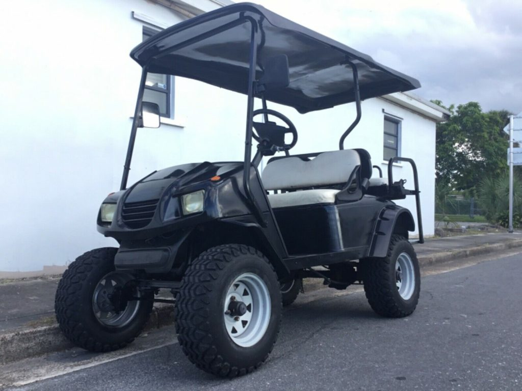 longer range 2008 Star EV golf cart