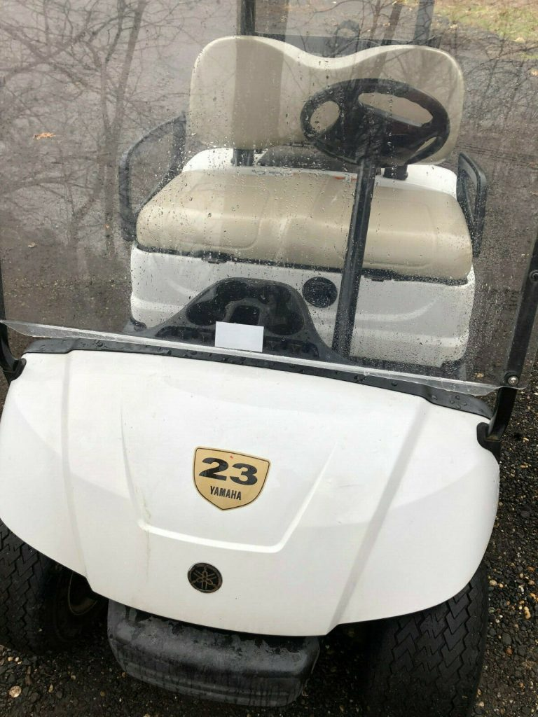 needs nothing 2012 Yamaha Golf Cart
