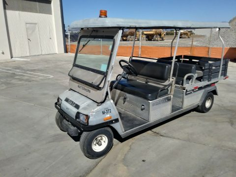 nice 2011 Club Car Carryall VI golf Cart for sale