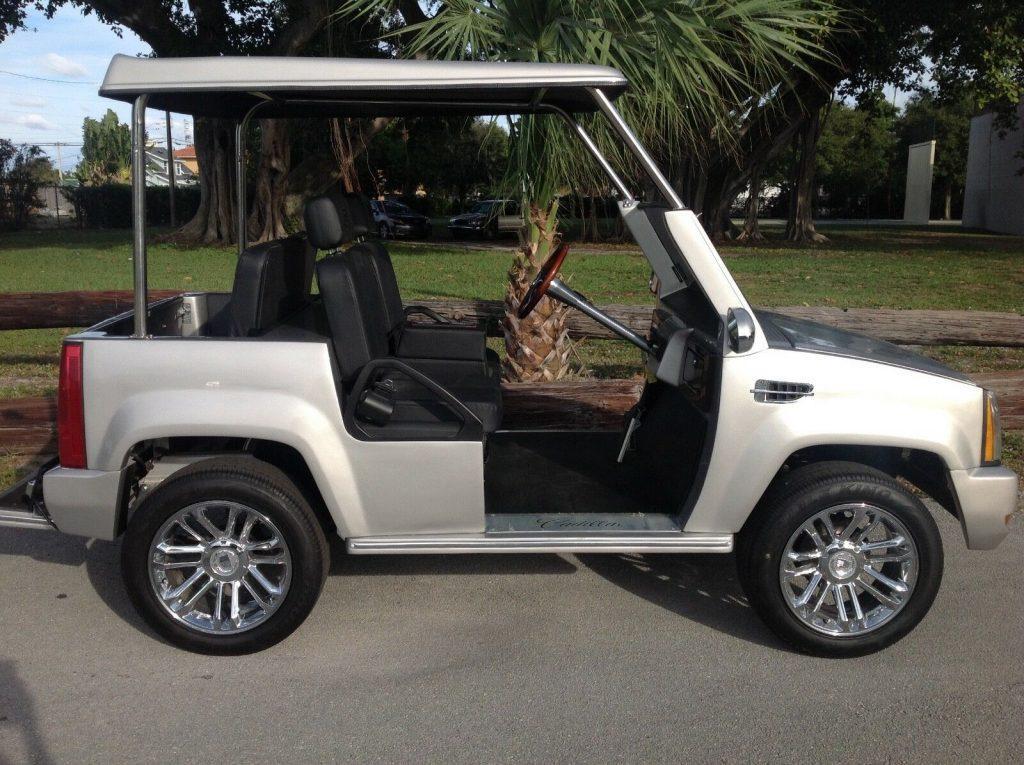 custom bodied 2015 Acg golf cart