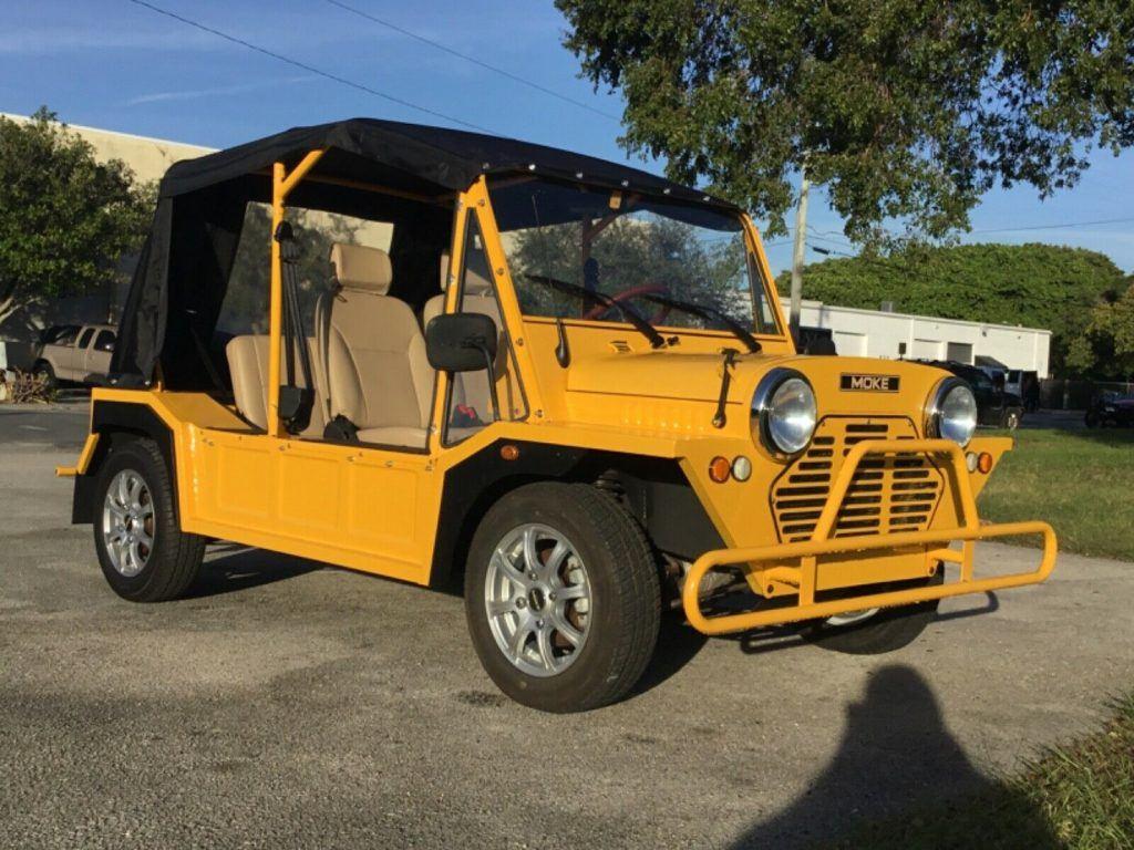 custom bodied 2016 ACG golf cart