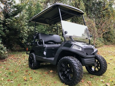 lifted 2016 Yamaha Drive G29 Golf Cart for sale