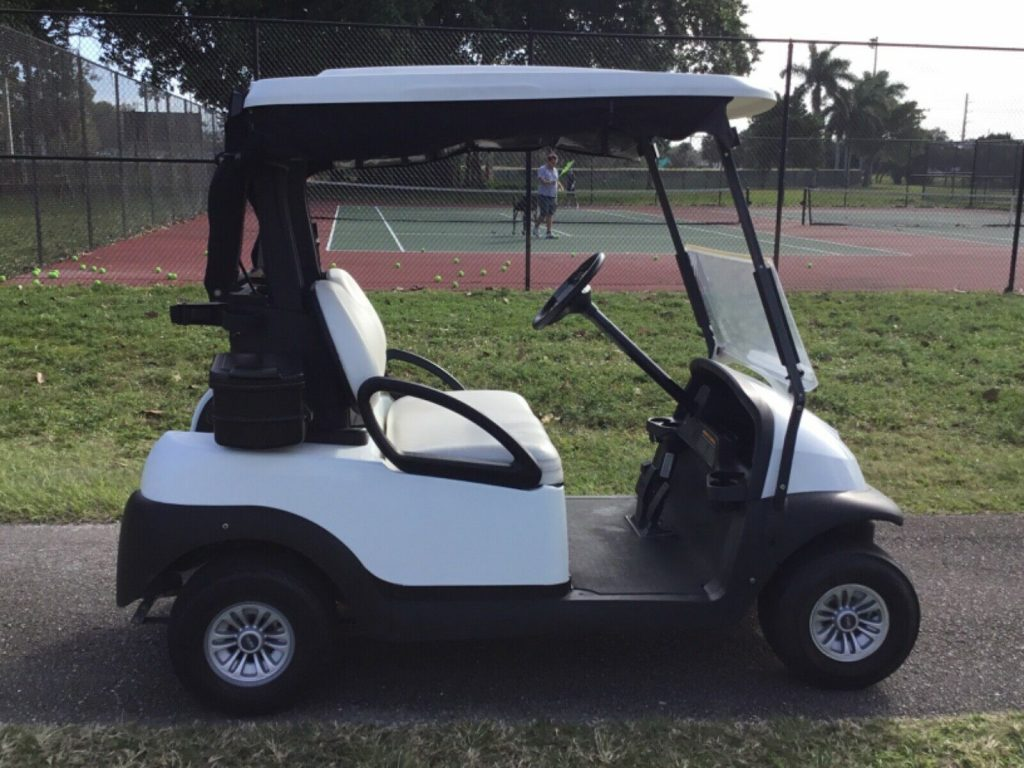 nice 2016 Club Car Precedent Golf Cart