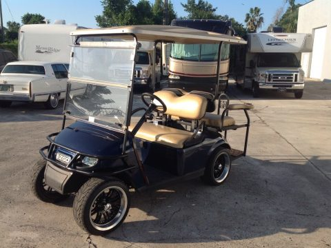 upgraded 2016 EZGO golf cart for sale