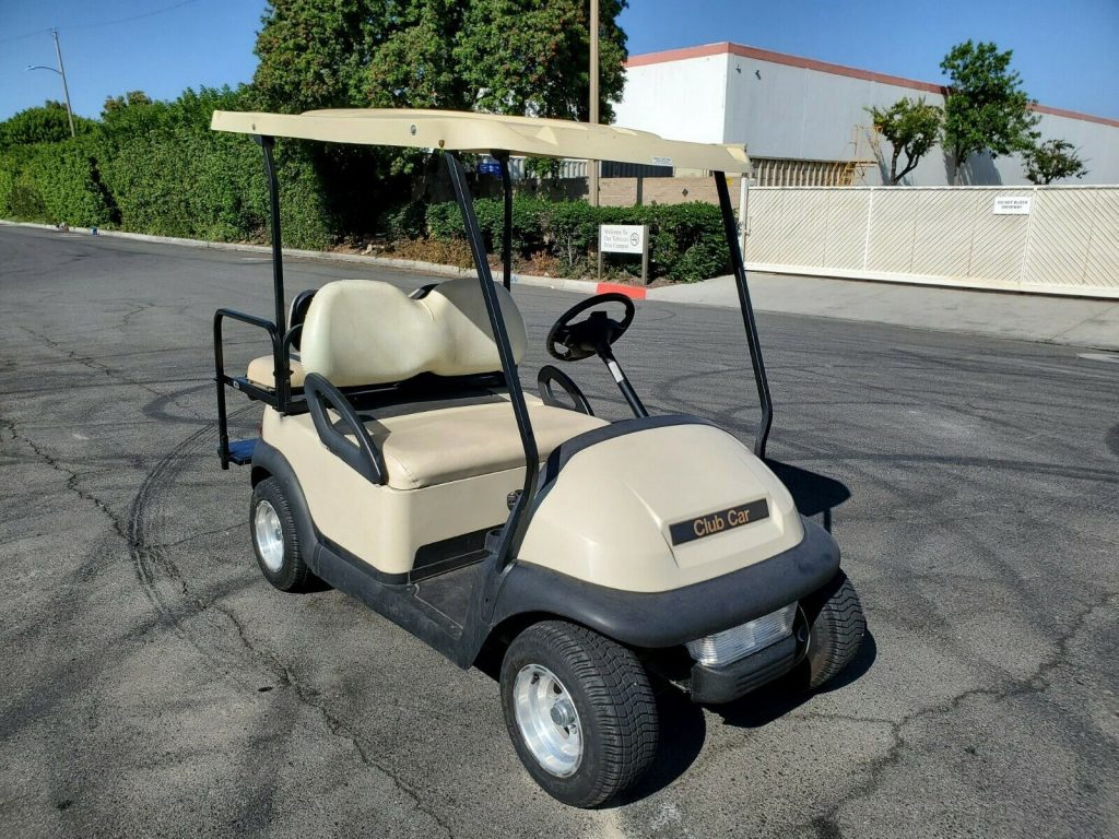 good driving 2017 Club Car Precedent Golf Cart