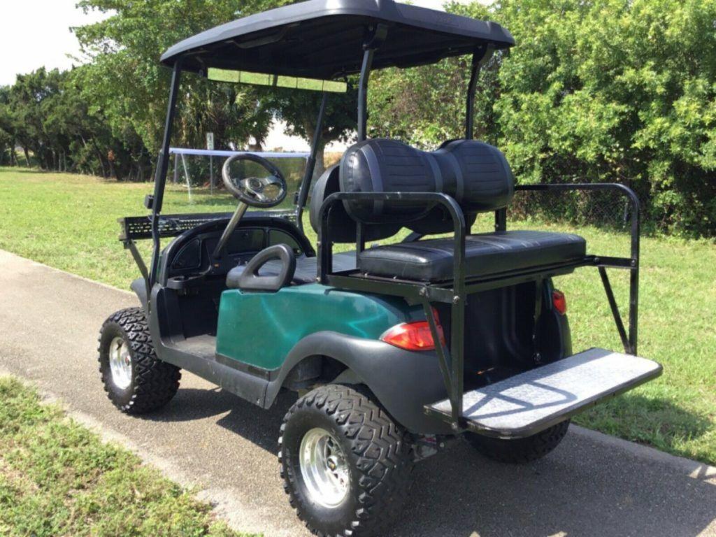 good shape 2008 Club Car Precedent golf cart