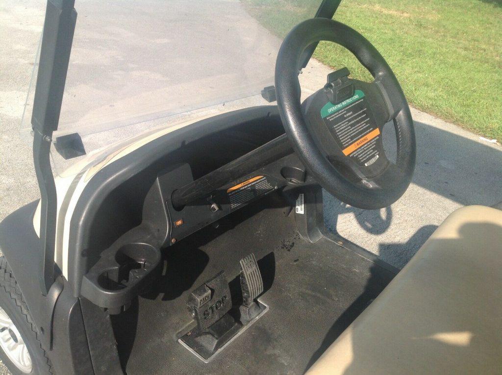 good shape 2017 Club Car Precedent Golf Cart