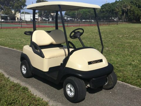 great running 2008 Club Car Precedent golf Cart for sale