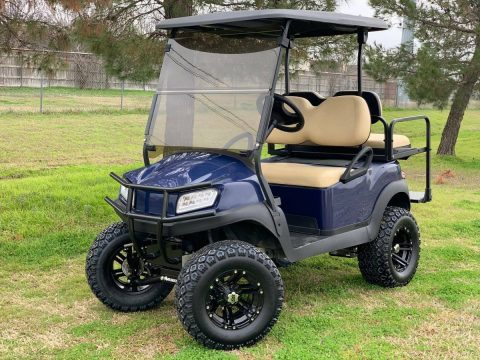 Lifted 2018 Club Car golf cart for sale