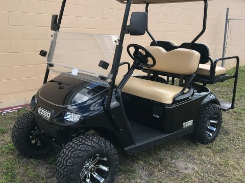 new batteries 2017 EZGO Custom GOLF CART for sale