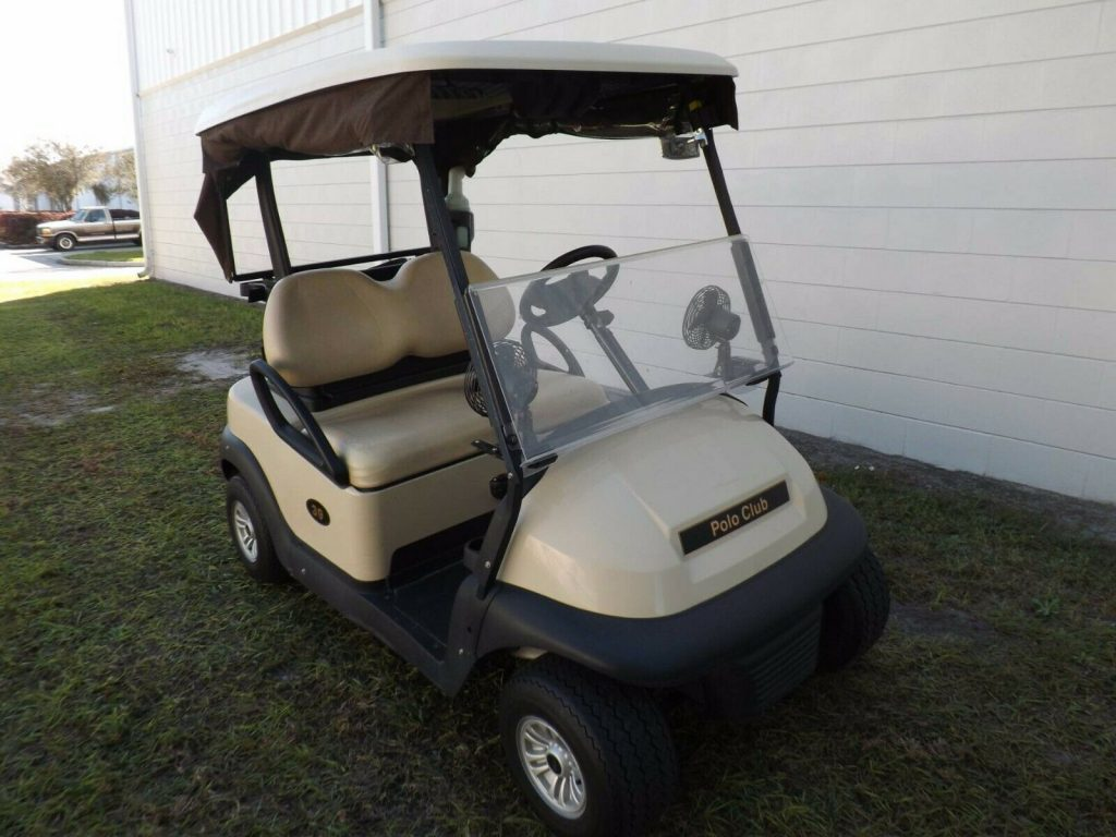 nice 2017 Club Car Precedent golf cart