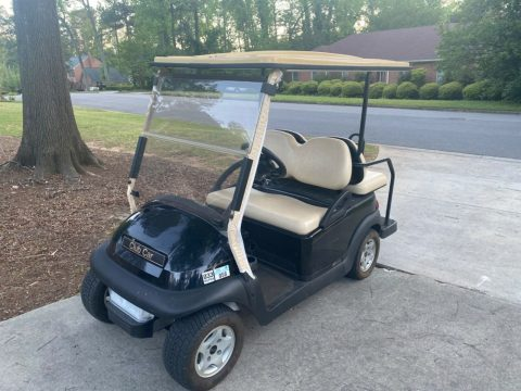 very nice 2008 Club Car Precedent Golf Cart for sale