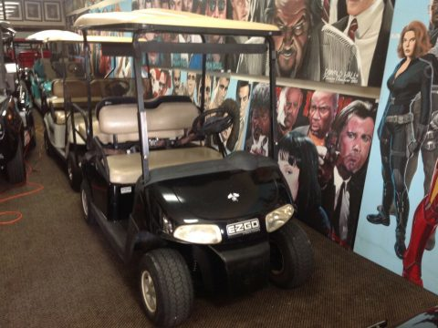 fast 2010 EZGO golf cart for sale