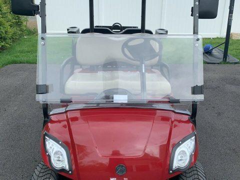 garaged 2014 Yamaha golf cart for sale