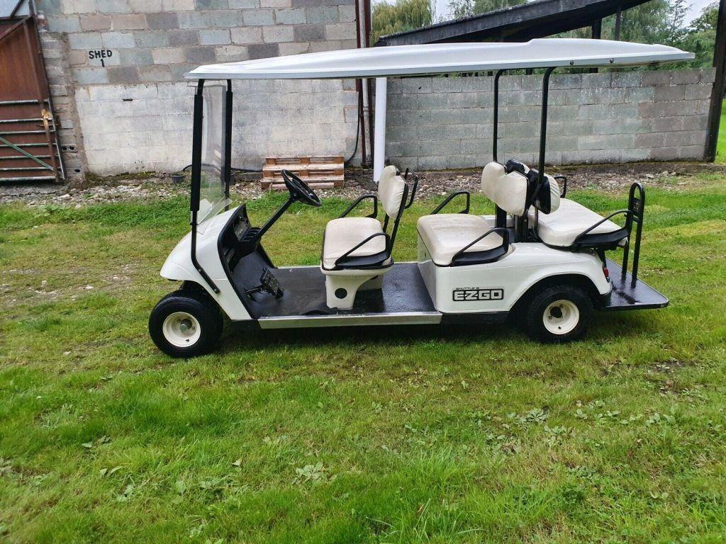 great shape 2009 EZGO Electric Shuttle golf cart