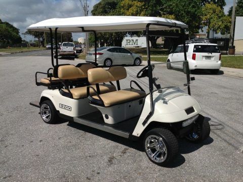 nice 2011 EZGO golf cart for sale
