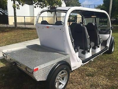 Utility 2010 Polaris gem E6 GOLF CART
