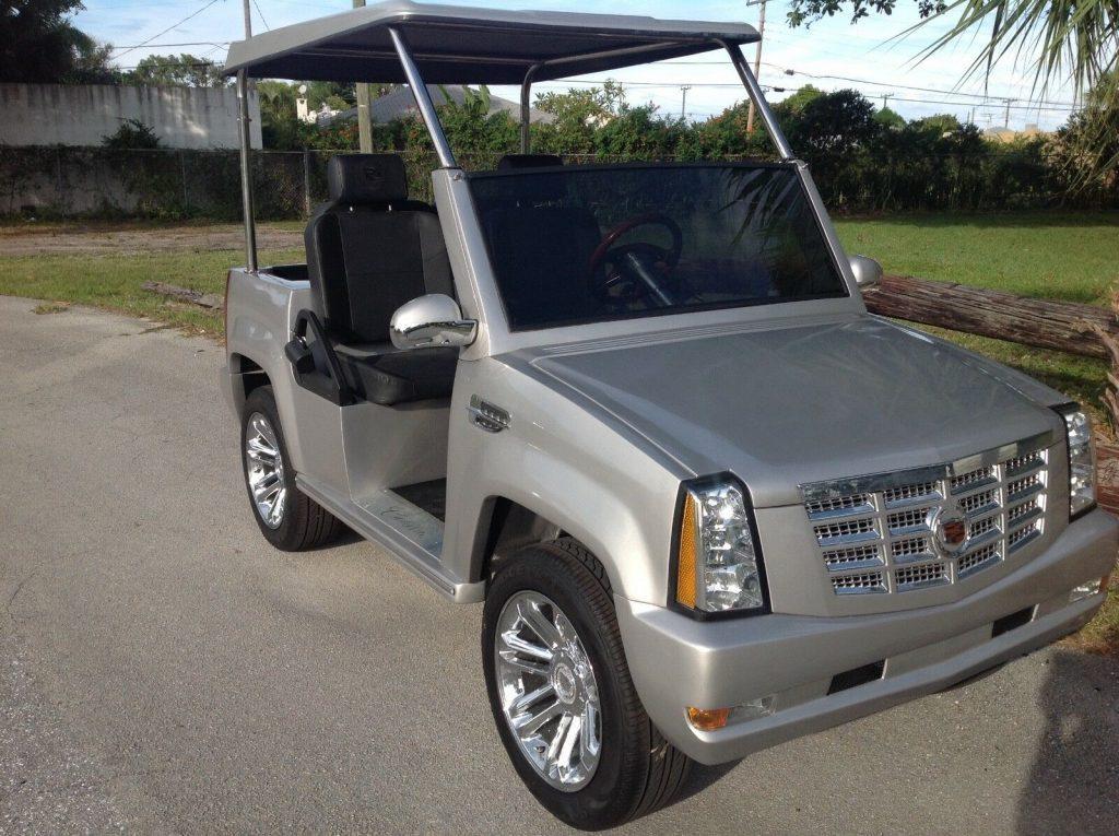 Caddy body 2015 Acg Golf cart