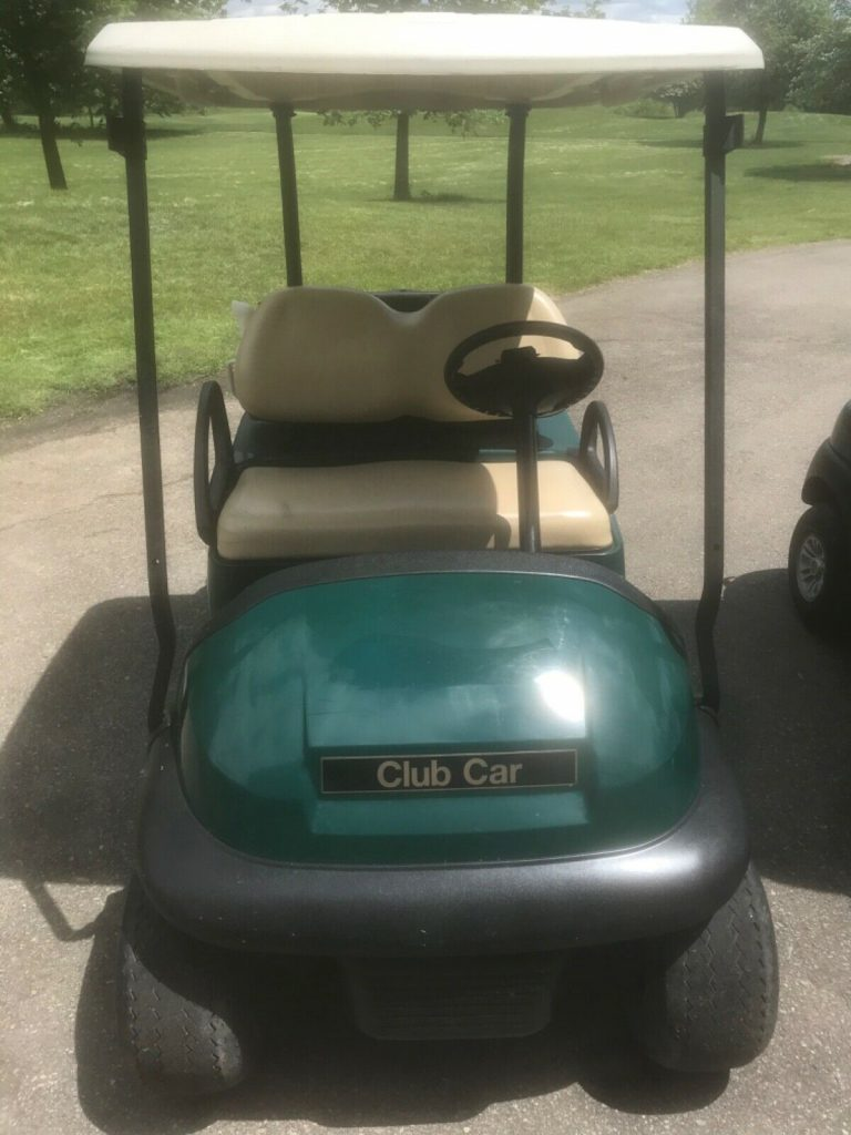 great shape 2016 Club Car Precedent Gas Golf Cart