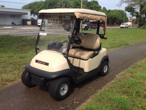 great shape 2018 Club Car Precedent Golf Cart for sale