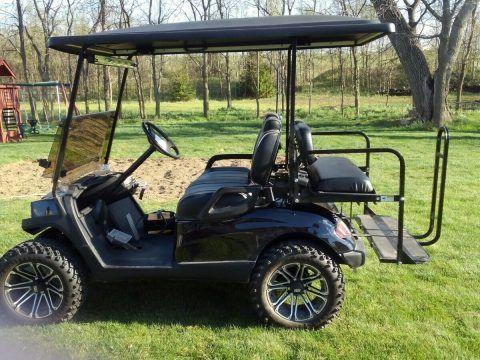 loaded 2016 Yamaha G29 Golf Cart for sale