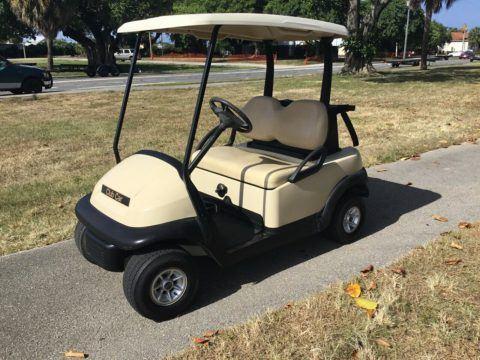 great running 2008 Club Car Precedent golf Cart for sale