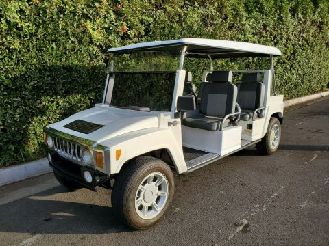 Hummer body 2012 ACG Golf Cart for sale