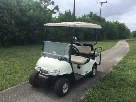 nice 2008 Ezgo golf cart for sale