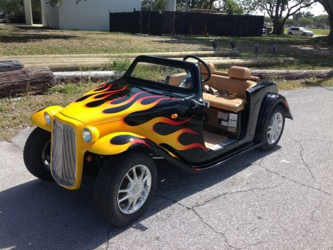Roadster 2019 Acg Golf Cart for sale