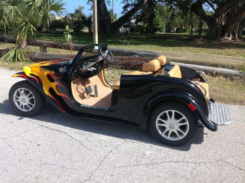 Roadster 2019 Acg Golf Cart