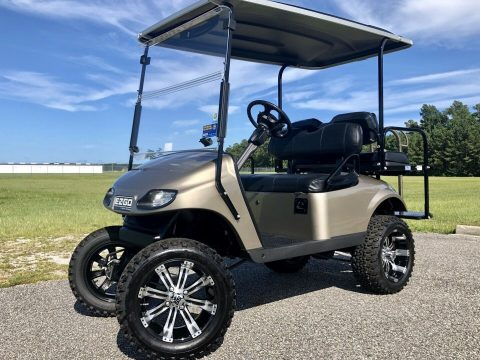 Lifted 2013 EZGO Txt Golf Cart for sale